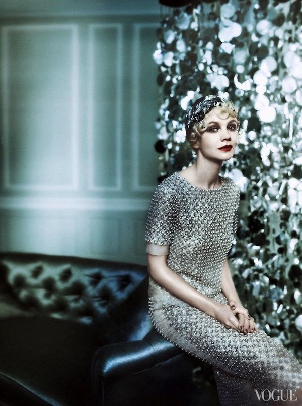 Carey Mulligan Vogue May 2013
