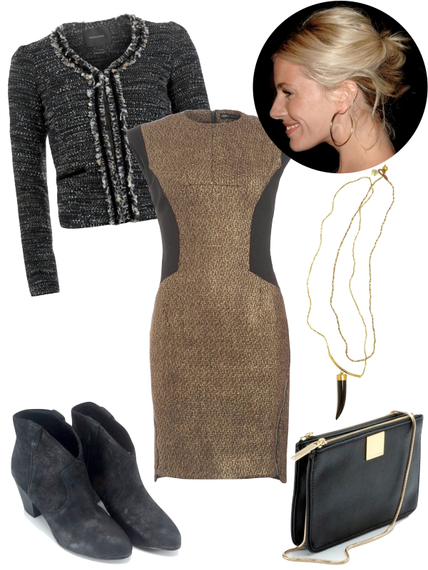 winter wedding guest outfit ideas 2014