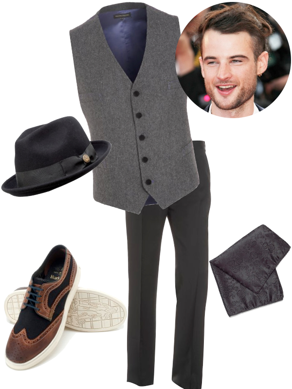 winter wedding guest outfit ideas men