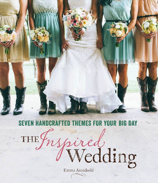 the inspired wedding book emmaline bride