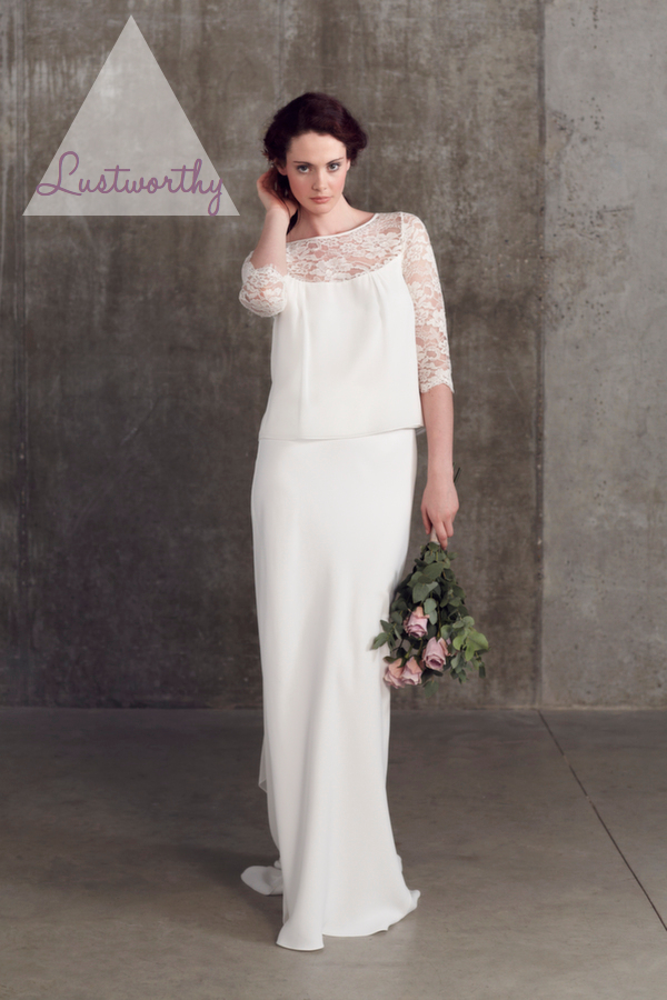 sally lacock bridal separates
