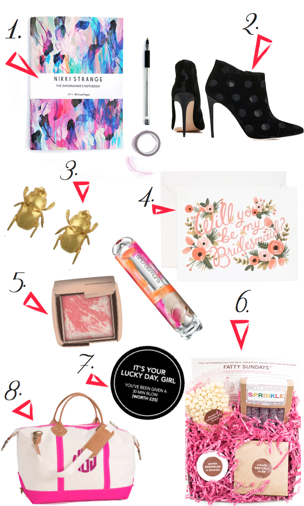 christmas gift guide for best friends