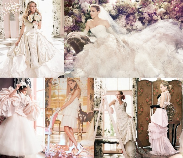 top 10 movie wedding dresses