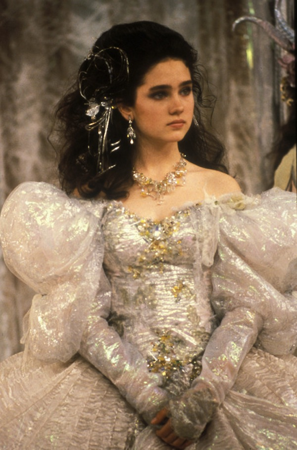 labyrinth wedding dress