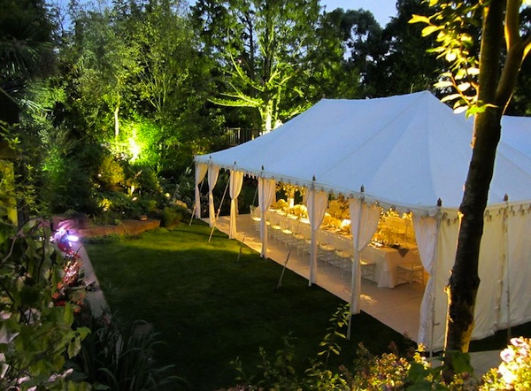 lighting a marquee