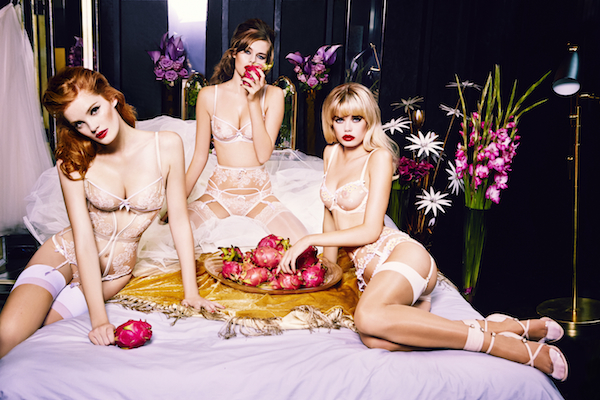 agent provocateur spring 2015