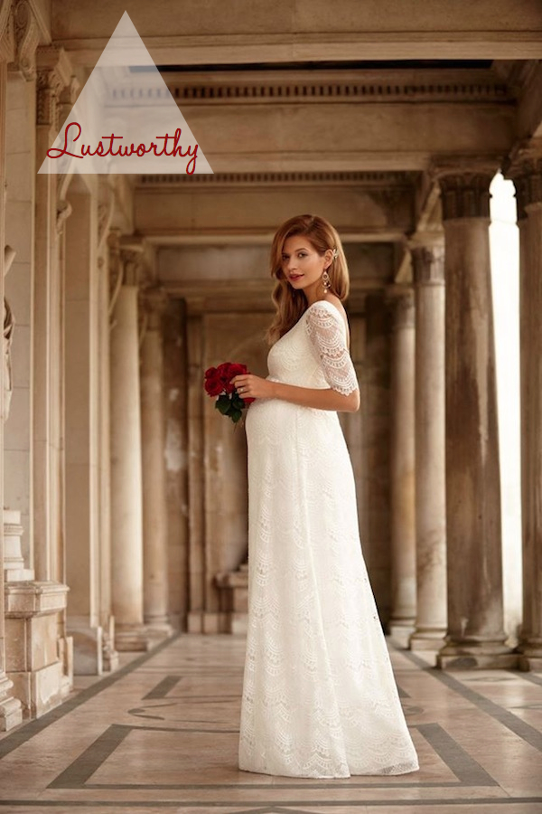tiffany rose maternity bridal