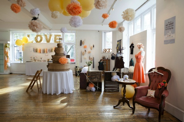 etsy wedding fair london 2015