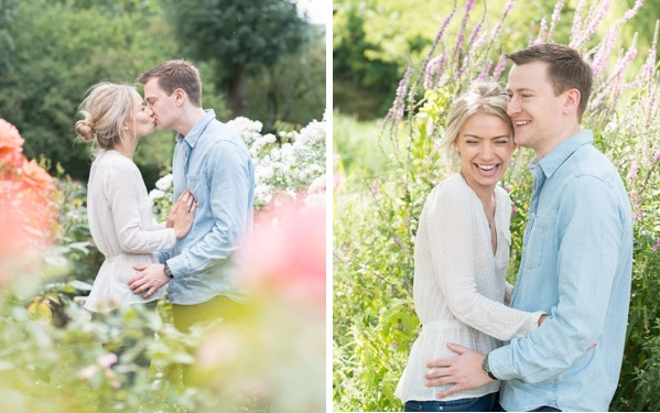 getting the most from your engagement shoot