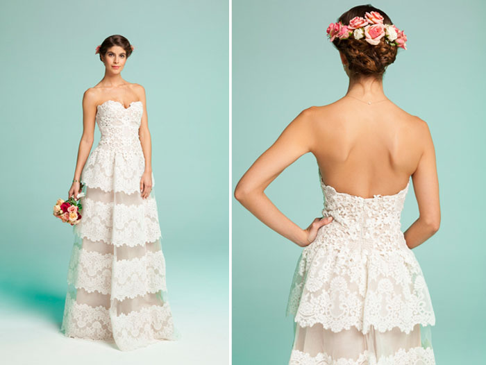 THURSDAY THREADS- MOCIUN WHITE DEBUT BRIDAL COLLECTION - The Bijou Bride
