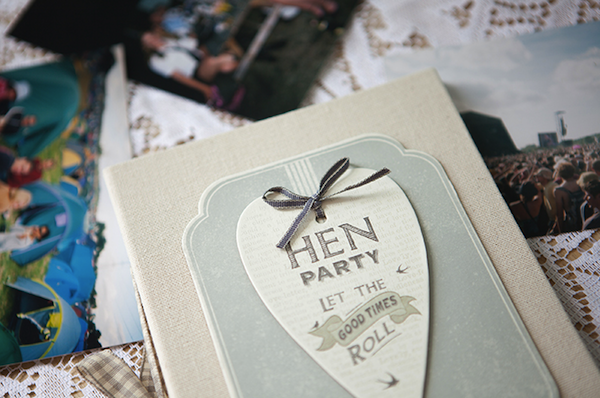 hen party keepsakes