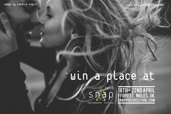win a place at snap photo festival