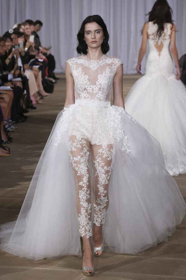 ines di santo new york bridal week