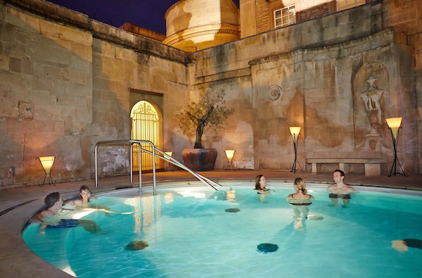 Winter Hen Party Ideas Heaven Thermae Bath Spa