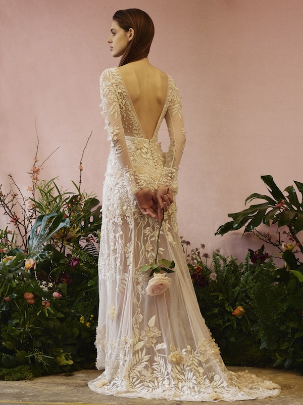 custom wedding dress england
