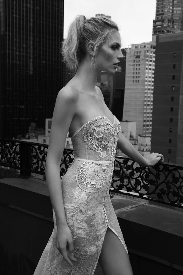 inbal dror 2016 collection as featured on the bijou bride