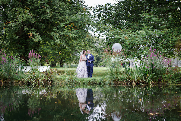 english country garden jewish wedding