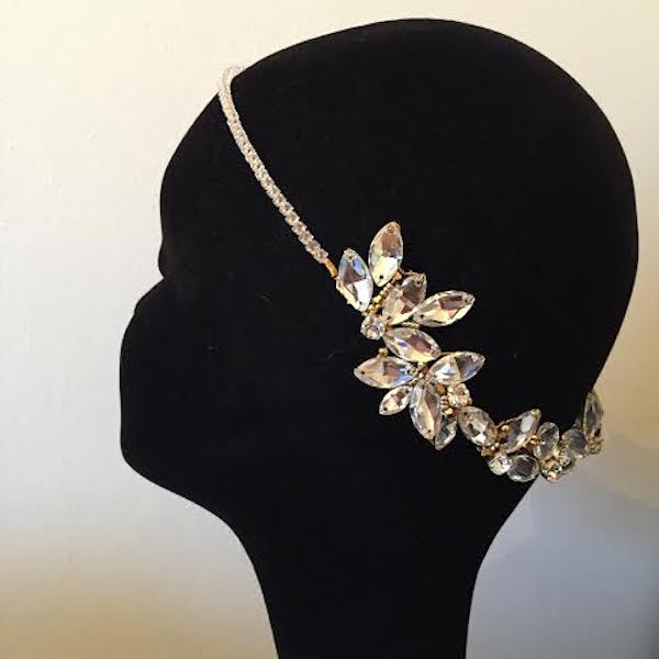 the bijou bride natasha jane headpiece