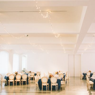 stylish warehouse wedding planner london