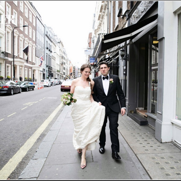 dover street arts club wedding