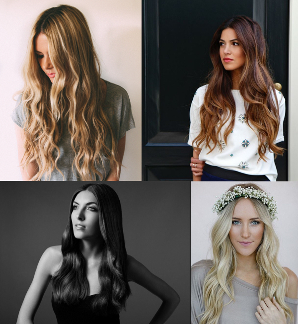bridal beach waves hair tutorial