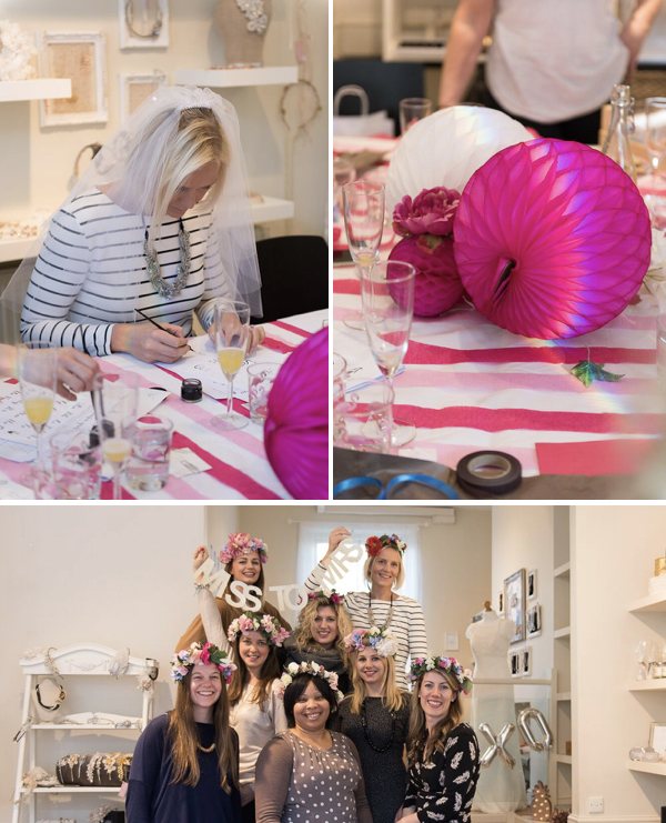 stylish london hen party ideas