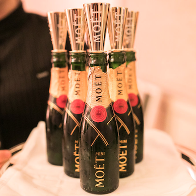 moet & chandon wedding