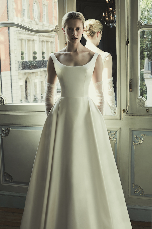 luxury british bridal designer