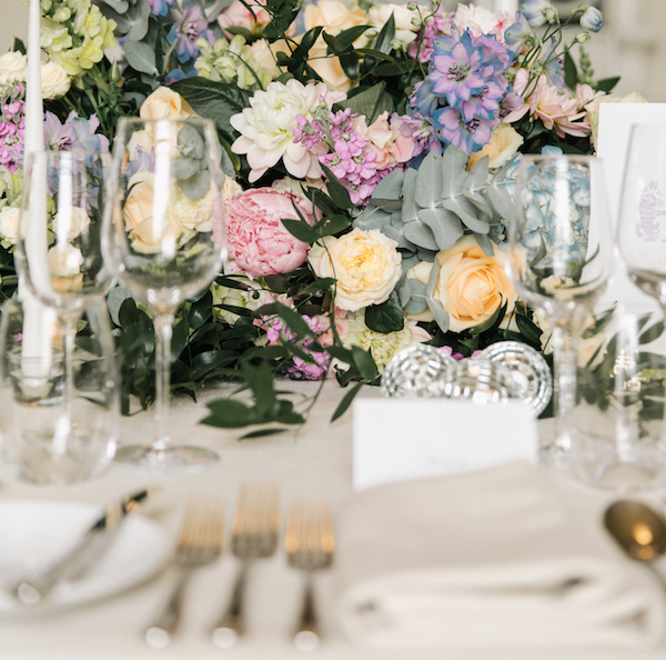 stylish wedding planner aynhoe park