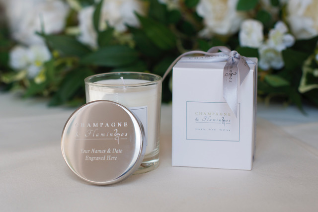 signature wedding scent, wedding candles, wedding smell, designing your wedding