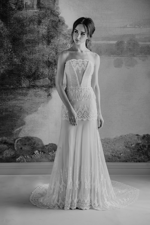 claire pettibone 2019 collection, claire pettibone wedidng dress, claire pettibone victoriana