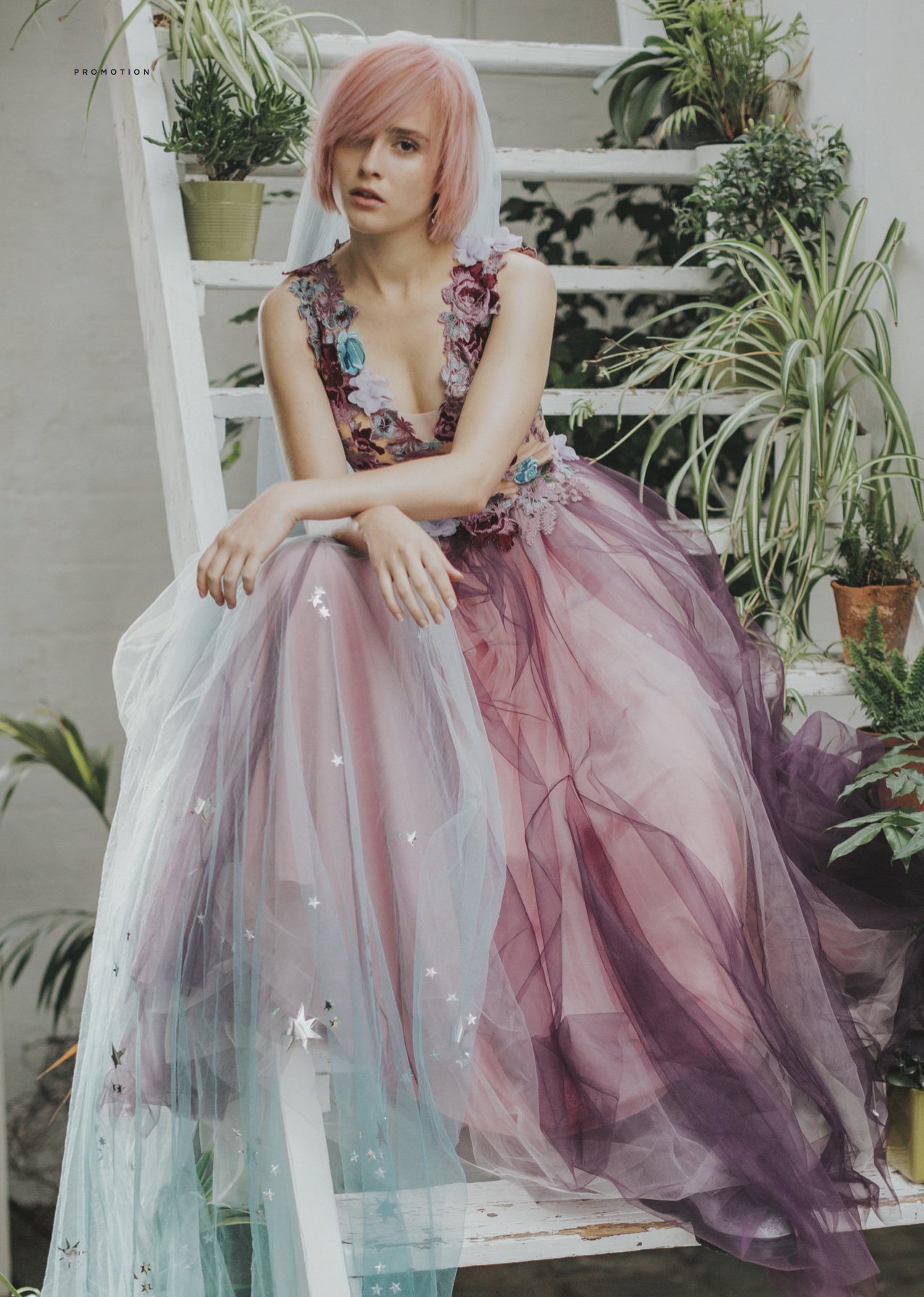 bridal fashion editorial stylist