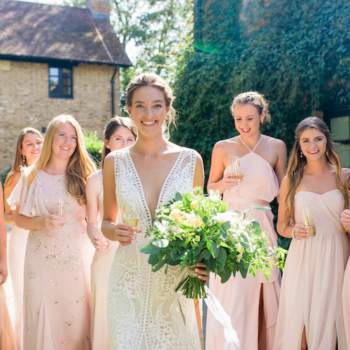 destination wedding planner england