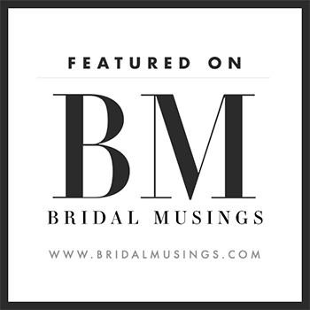 bridal musings wedding planner