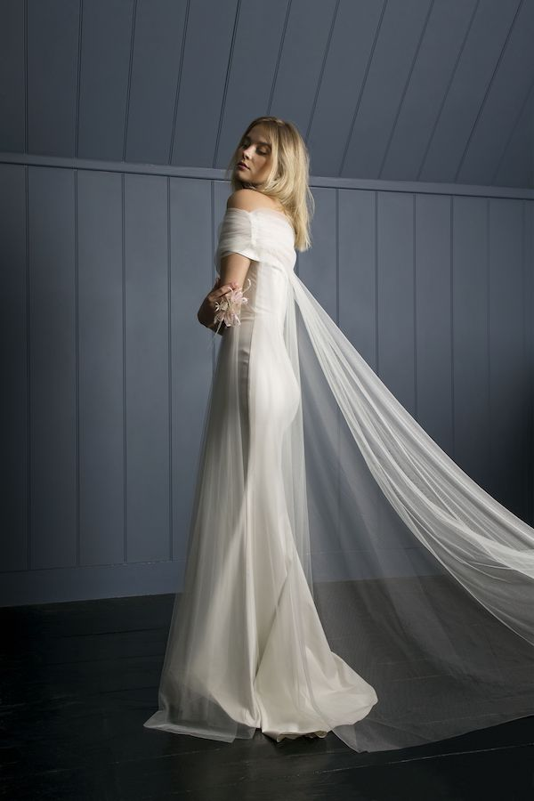 halfpenny london manet, halfpenny london daydreamer collection, 2021 wedding dress
