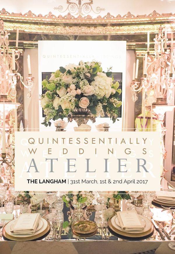 quintessentially weddings atelier 2017