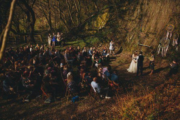 fforest farm wedding