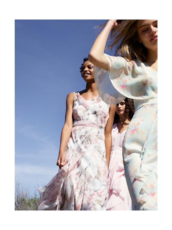 topshop bridesmaids collection