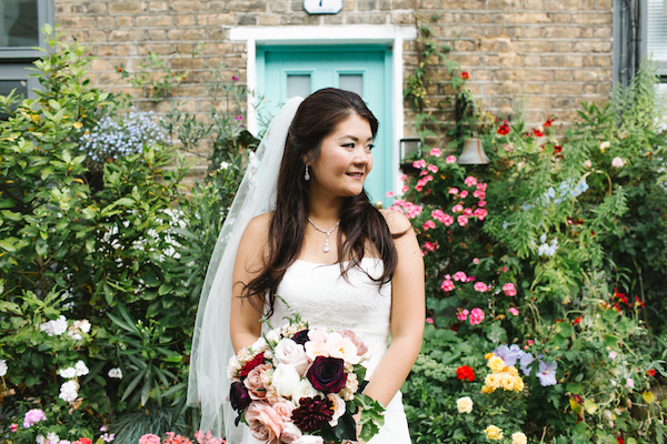multi cultural london wedding