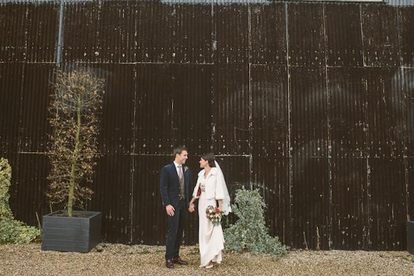 winter wedding at cripps barn, winter barn wedding, barn wedding ideas,