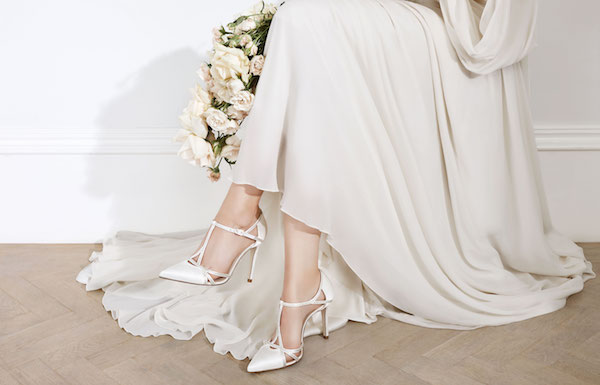 jenny packham for l.k. bennett, jenny packham bridal shoes, jenny packham wedding shoes