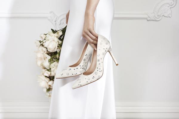 jenny packham for lk bennett, wedding shoes, jenny packham fern shoes, jenny packham fern bridal shoes